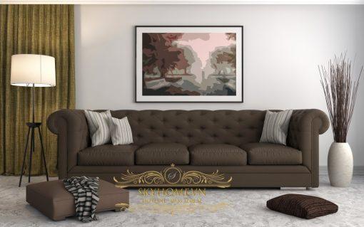 sofa phong khach bang ni boc dem