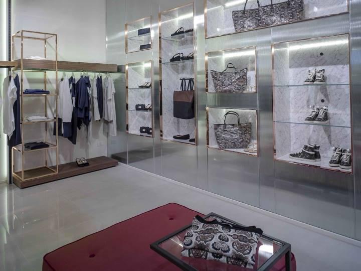 Thiết kế shop phụ kiện thời trang đẹp