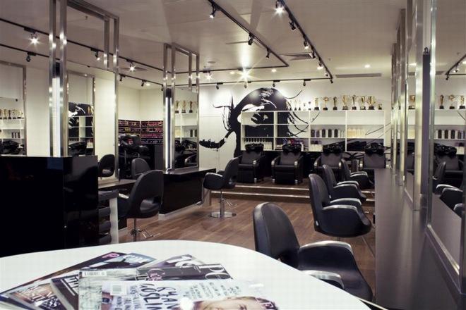 Thiết kế salon phong cách hiện đại
