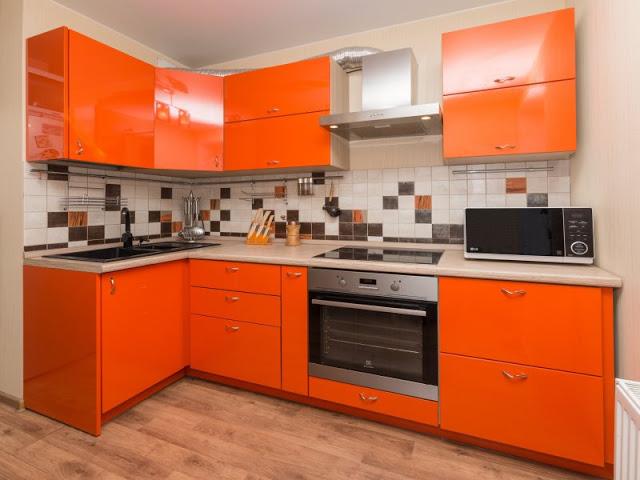 Tủ bếp đẹp - Mẫu số 5