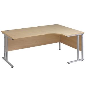 bàn làm việc nhân viên - mẫu 11
