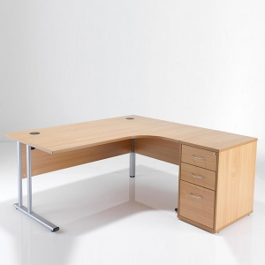 bàn làm việc nhân viên - mẫu 13