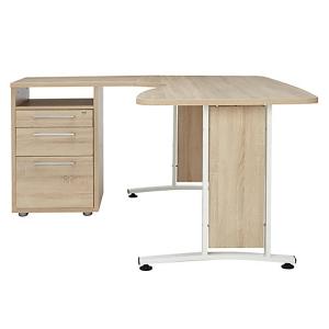 bàn làm việc nhân viên - mẫu 10