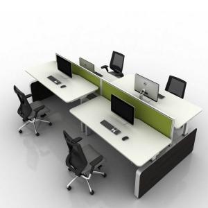 bàn làm việc nhân viên - mẫu 16