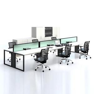 bàn làm việc nhân viên - mẫu 17