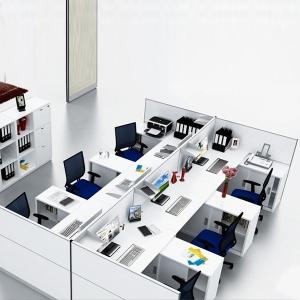 bàn làm việc nhân viên - mẫu 15