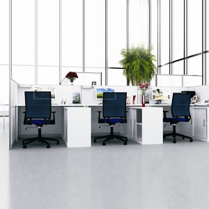 Bàn làm việc nhân viên văn phòng - mẫu 20