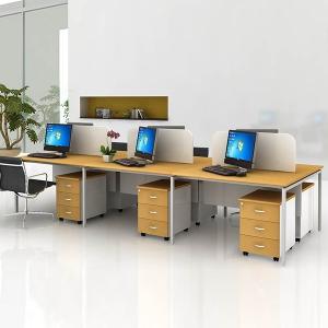 Bàn làm việc nhân viên văn phòng - mẫu 21