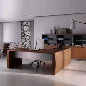 bàn giám đốc đẹp - mẫu số 9