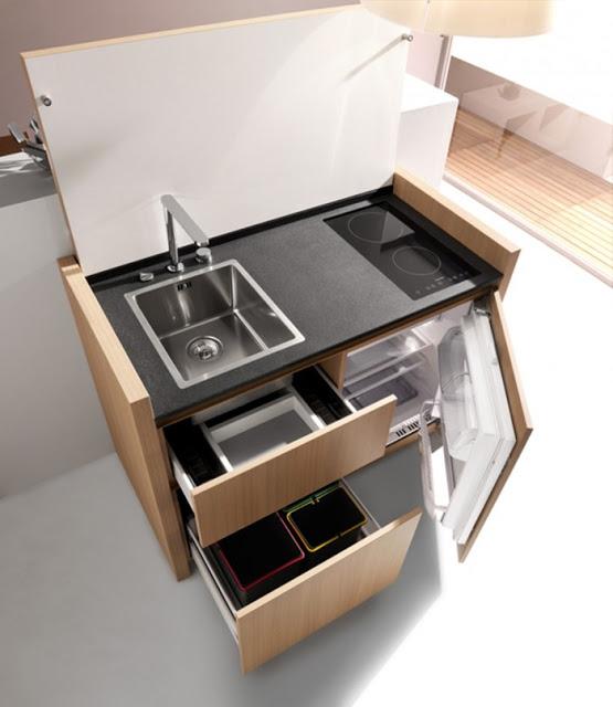 tủ bếp đẹp - mẫu số 1