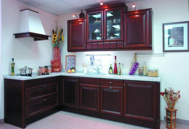 tủ bếp đẹp- mẫu số 5