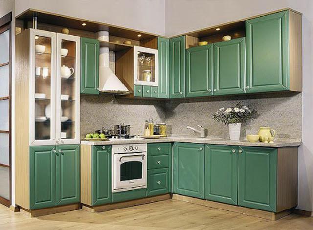 tủ bếp skyhome- mẫu số 6