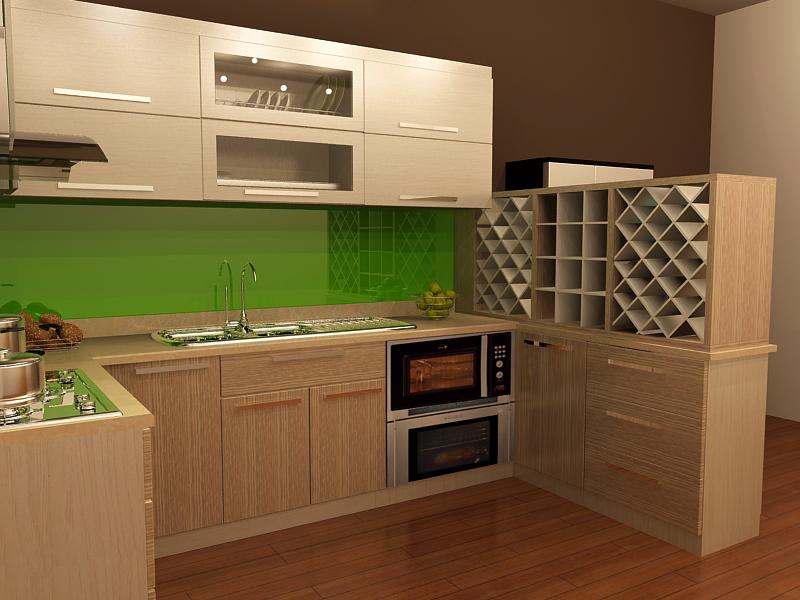 Tủ bếp tốt