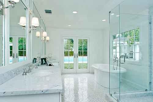 Vách tắm kính-Xu hướng hiện đại mới cho không gian nhà bạn