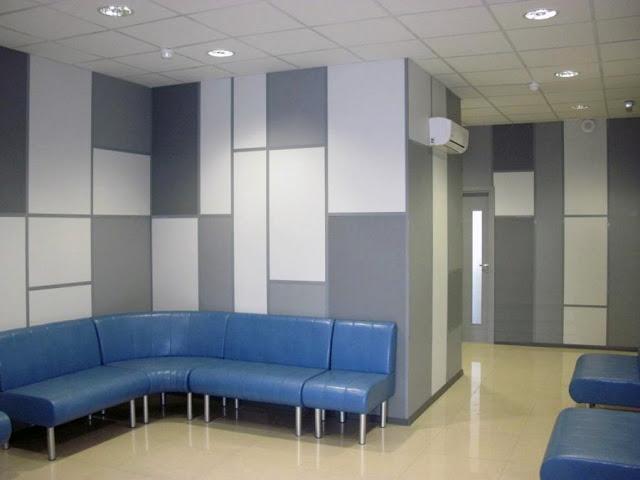 vách ngaen thạch cao văn phòng- mẫu 2