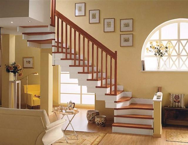 cầu thang đẹp - mẫu số 3