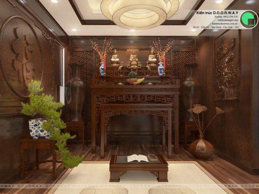 9 Mẫu Phòng Thờ đẹp Nhất Cho Chung Cư