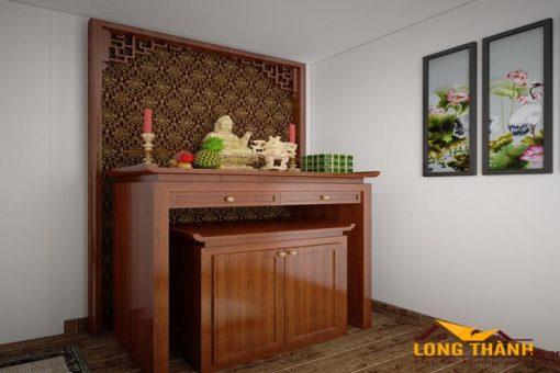 Mẫu Bàn Thờ Nhỏ đẹp Cho Nhà Chung Cư Hẹp