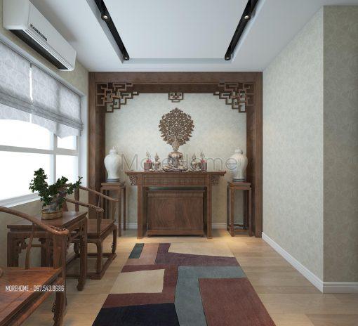 Phòng Thờ đẹp Cho Chung Cư Biệt Thự