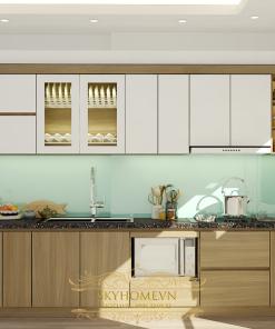 Tủ Bếp Acrylic 11