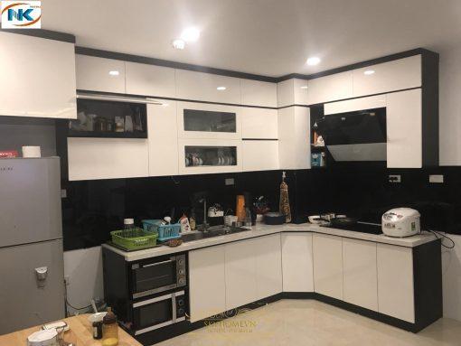 Tủ Bếp Cho Nhà Chung Cư