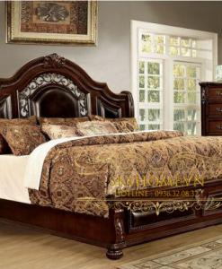 Thiết kế giường sang trọng mẫu 3