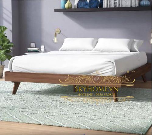 Thiết kế giường sang trọng mẫu 12