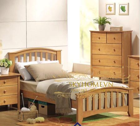 Thiết kế giường sang trọng mẫu 11